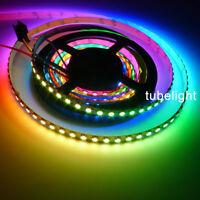1M SK6812 MINI 3535 144led/m DC5V addressable RGB LED pixel strip 8mm Width PCB