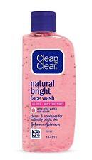 Clean And & Clear Natural Bright Facewash | 50ml | Free Shipping