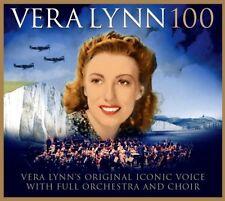 VERA LYNN ~ 100 NEW SEALED CD ~ CELEBRATING 100 YEARS OF A NATIONAL TREASURE