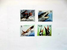 FALKLANDS ISLANDS: 2011 Penguins, Predators or Prey 4 stamps  U/M  Sg1203/6