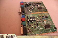 Vintage PCI Sound Card - CREATIVE LABS SOUND BLASTER CT 4810 (X2)