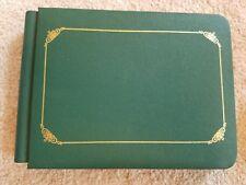 Creative Memories 5x7 Evergreen Sentiments Scrapbook Album