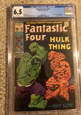 Fantastic Four # 112  6.5  cgc