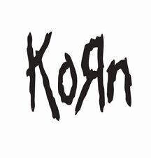 Korn Music Band Vinyl Die Cut Car Decal Sticker - FREE SHIPPING