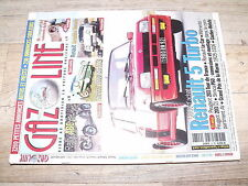 µµ Gazoline n°98 Rally ABC Simca 1000 Bertone Dauphine Duranty R5 turbo