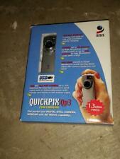 Nisis Quickpix Qp3 Pen Camera Pocket Size Digital Still Camera Webcam AVI NOS