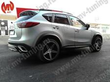 NEW Arch Extension, Wide, Fender, Flares for Mazda CX-5 Textured Black