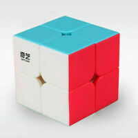 Magic 2x2 Ultra-smooth Cube Professional Speed Puzzle Twist Kids Toys Gifts Hot
