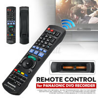 Infrared Remote Control for PANASONIC DVD Recorder DMR-XW380-480 DMRXW380-480GL