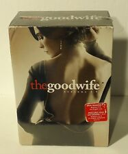 The Good Wife Seasons 1-5 Box Set DVD season 1 2 3 4 5 NEW AND FACTORY SEALED