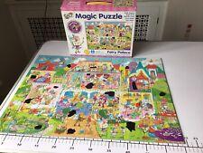 Fairy Palace 50 Piece Magic Puzzle