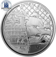 Frankreich 10 Euro Silber 2015 PP Schifffahrt Serie: Flaggschiff Soleil Royal