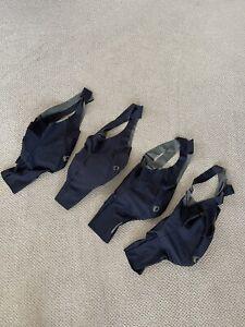 2020 Pearl Izumi PRO Bib Shorts Men's Size Large Black 4 Pairs Available