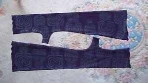 Blue Fish fingerless gloves gauntlets elbow length