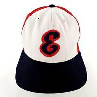 Vintage New Era Pro Model Mesh Trucker Snapback Hat Cap M/L Dupont Visor USA