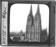 Cathédrale de Cologne Allemagne Köln Kölner Dom Germany Photo Photography c1900