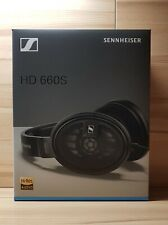 Sennheiser HD660S dynamisch offen Kopfhörer audiophil schwarz Neu OVP DHL Vers.