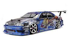 ! nuevo! 30727 Hpi Soldadura x HPI Racing JZx100 Toyota Mark II Cuerpo 200mm [bodyshells]