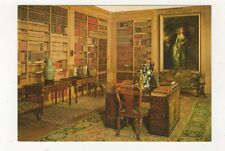 Ascott The Library Wing Buckinghamshire Postcard 929a