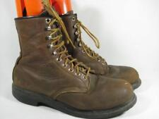 Vintage Red Wing Steel Toe Work Boot Men size 9.5 D