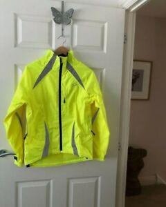 Crane Running Bike High Vis Jacket