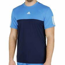 Mens Adidas Originals Performance Short Sleeve T Tee Shirt Summer Tennis Gym