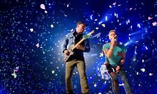 Coldplay Poster Length :800 mm Height: 500 mm SKU: 5094