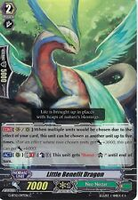 CARDFIGHT VANGUARD CARD: LITTLE BENEFIT DRAGON - G-BT12/097EN C