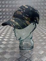 100% Cotton Tiger  Stripe Pattern Camouflage Baseball Hat / Cap - Brand NEW