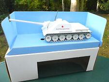 Solido militaire ref 6227 Char Russe su 100 couleur Blanc Mat Box