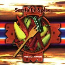 Santa Fe Spice CD Various Artists MINT Native American RARE