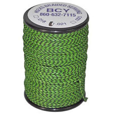 "Bohning #62 Braid .021"" Serving Thread Spool Green #20022 Bow String"