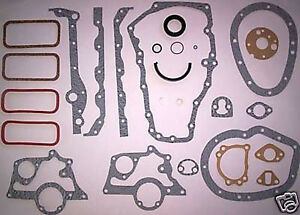 MINI - UNIVERSAL BOTTOM/SUMP GASKET SET TO FIT ALL CLASSIC MANUAL APPLICATIONS