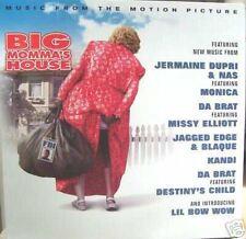 BIG MOMMA'S HOUSE - Martin Lawrence - Original Soundtrack 2- LP Set - NM [2000]