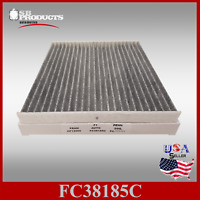 FC38185C(CARBON)WP10142 CABIN AIR FILTER ~ 2015-17 CHRYSLER 200 & 14-18 CHEROKEE