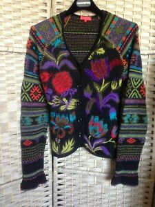 CHACOK  superbe cardigan T 36