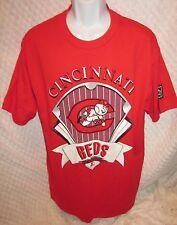 1990 Vintage Cincinnati Reds t-shirt Starter Size Large 42-44 NWT