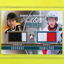 RAY BOURQUE   2011-12  HEROES & PROSPECTS JERSEY SILVER VERSION  1 of 50