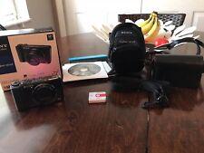Sony Cyber-shot DSC-HX9V 16.2MP Digital Camera - Black BUNDLE