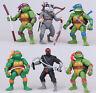 2014 6pcs Teenage Mutant Ninja Turtles TV Movie Action Figures TMNT Kids Toy Set