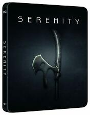 Serenity Limited Edition Embossed SteelBook (Import Blu-ray) Region Free