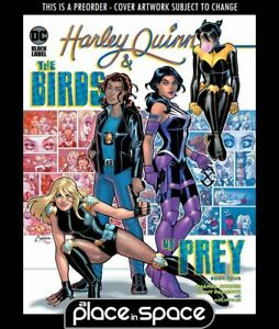 (WK05) HARLEY QUINN AND THE BIRDS OF PREY #4A - PREORDER FEB 3RD