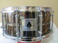 PDP Ace Black Brass 10 Lug 14 x 6.5 Snare Drum