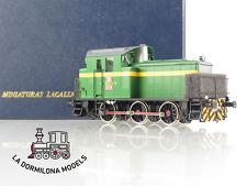 GLs154 BRASS MODEL H0 - LACALLE 10302 LOCOMOTORA RENFE Serie 10300 Version sin U