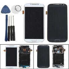 LCD Display Touchscreen + Rahmen + Werkzeugset für Samsung Galaxy S4 i9500 i9505