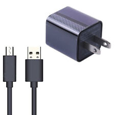 Nook Color Generic Dual Port 2.1 Amp Wall Charger with 2.5 Foot Charging Cable