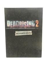Dead Rising 2 (Collector's Edition Hardcover Guide Xbox 360, Ps3)