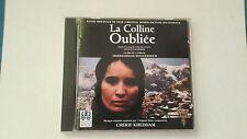 "ORIGINAL SOUNDTRACK ""LA COLLINE OUBLIEE"" CD 21 TRACKS CHERIF KHEDDAM BSO OST"
