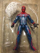 Marvel Legends Spider-Man Velocity Suit 6? Figure Loose No Demogoblin BAF