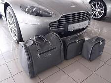 Aston Martin Vantage V8 Luggage Baggage Bag Case Set